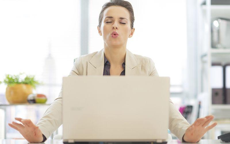 Как бороться с синдромом хронической занятости