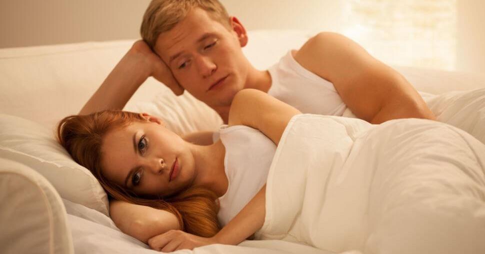 Ошибки, мешающие наладить сексуальные отношения
