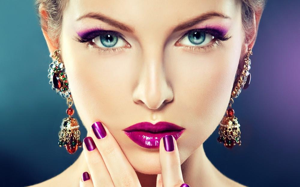 Стили макияжа