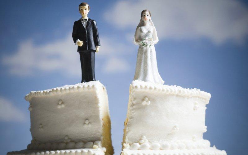 Этапы развода