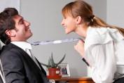 Секс на работе