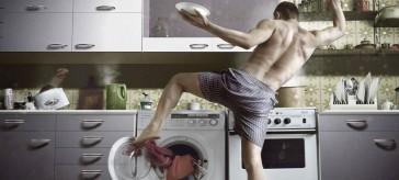 как заставить мужчину помогать по дому