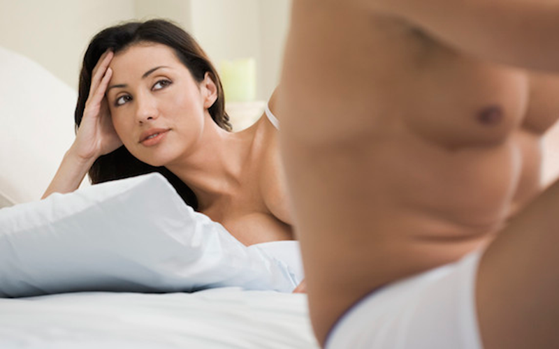 Если в браке не хватает секса