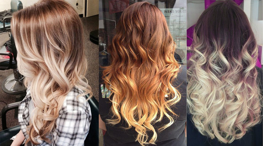 Покраска волос ОМБРЕ картинки