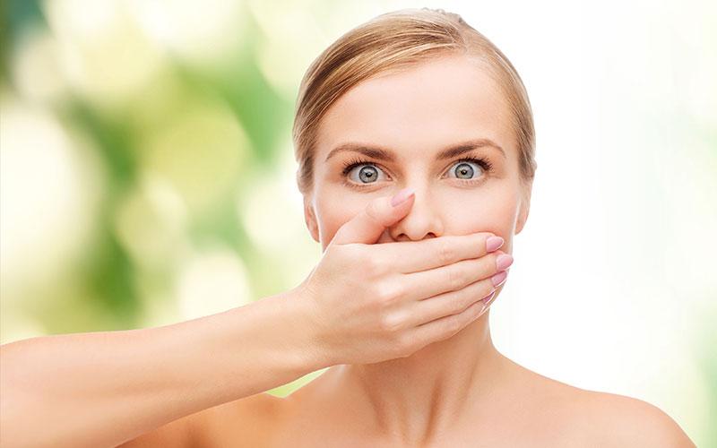 Запах изо рта. Как избавиться?