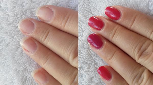 сколько держится гель лак на ногтях