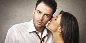 Почему женщина не называет мужчину по имени