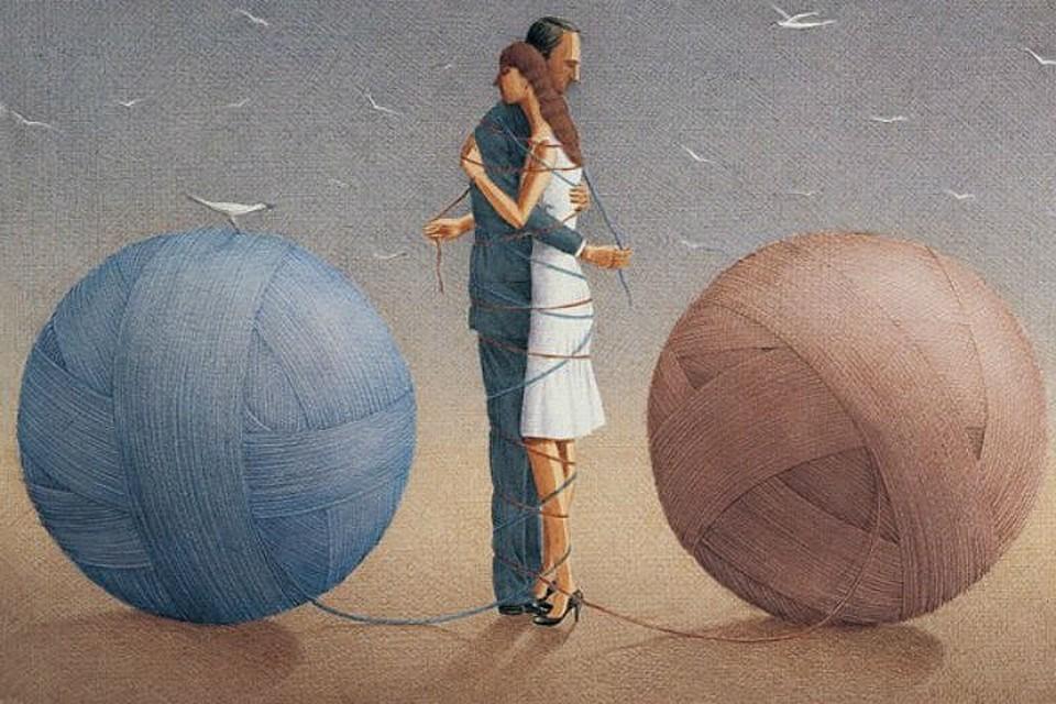 Типы созависимых отношений