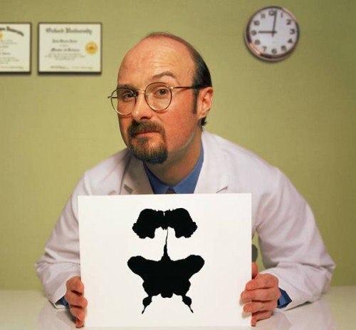 Одна из самых популярных методик диагностики – тест Роршаха.